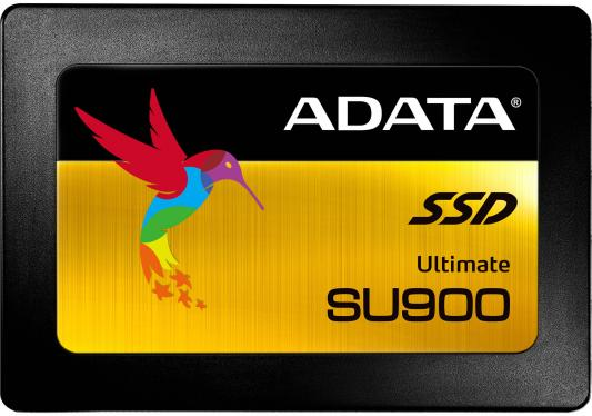 Твердотельный накопитель SSD 2.5 256 Gb A-Data Ultimate SU900 Read 560Mb/s Write 520Mb/s MLC ASU900SS-256GM-C