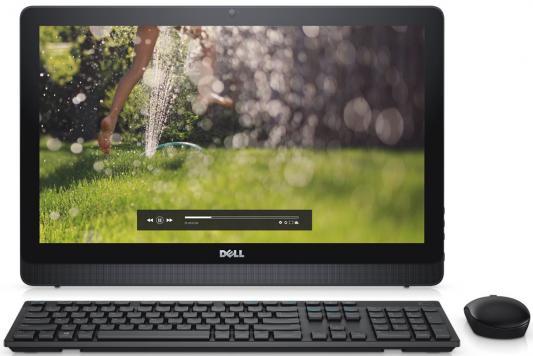 """Моноблок 21.5"""" DELL Inspiron 3264 1920 x 1080 Intel Core i3-7100U 4Gb 1Tb nVidia GeForce GT 920МХ 2048 Мб Linux черный 3264-9071"""