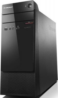 Системный блок Lenovo S200 MT J3060 4Gb 500Gb Intel HD Win10SL клавиатура мышь черный 10HR001TRU