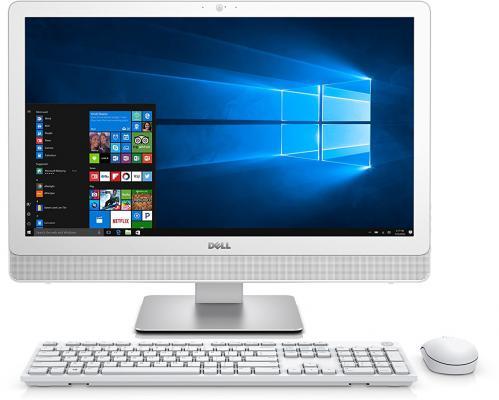 Моноблок 21.5 DELL Inspiron 3264 1920 x 1080 Intel Core i3-7100U 4Gb 1Tb Intel HD Graphics 620 Windows 10 Professional белый 3264-7973 ноутбук dell inspiron 5567 5567 1998 5567 1998