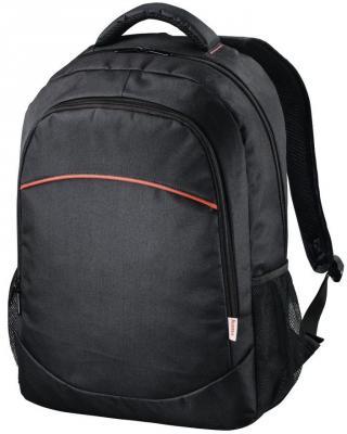 Рюкзак для ноутбука 17.3 HAMA Tortuga Public нейлон черный 00101525