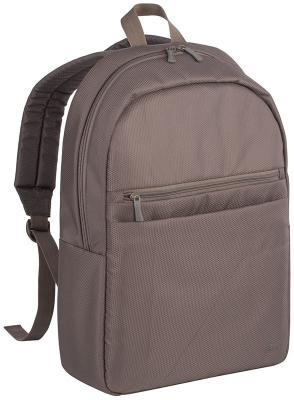 """Рюкзак для ноутбука 15.6"""" Riva case 8065 полиэстер синтетика хаки"""