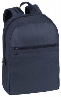 Рюкзак для ноутбука 15.6 Riva 8065 полиэстер синий ivue d5004 ahc d4 для дома и офиса 4 4 комплект видеонаблюдения