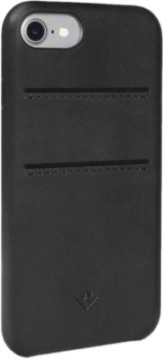 Накладка Twelve South Relaxed with pockets для iPhone 7 чёрный 12-1643