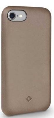 Накладка Twelve South Relaxed для iPhone 7 бежевый чехол twelve south bookbook для iphone 5 в спб