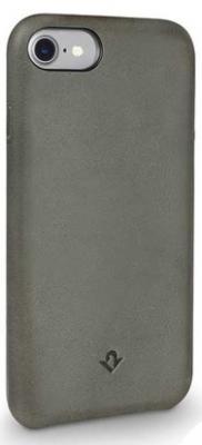 Накладка Twelve South Relaxed для iPhone 7 серый 12-1640 чехол twelve south bookbook для iphone 5 в спб