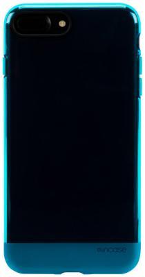 Чехол Incase Protective Cover для iPhone 7 Plus голубой INPH180252-PEA
