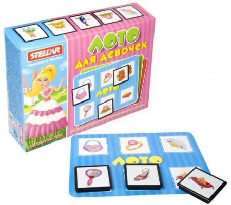 Настольная игра СТЕЛЛАР лото 913 настольные игры стеллар лото для девочек