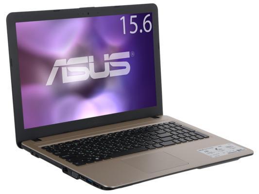 "Ноутбук ASUS X540Sa 15.6"" 1366x768 Intel Pentium-N3700 90NB0B31-M05360"