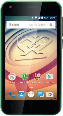 "Смартфон Prestigio Wize L3 зеленый 4"" 4 Гб Wi-Fi GPS 3G PSP3403DUOGREEN"