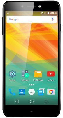 "Смартфон Prestigio Grace Z5 золотистый 5.3"" 8 Гб Wi-Fi GPS 3G PSP5530DUOGOLD"