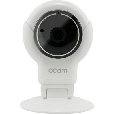 Видеокамера OCam S1 CMOS 1280 x 720 H.264 Wi-Fi белый