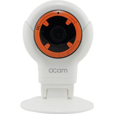 Камера IP OCam S1 CMOS 1280 x 720 H.264 Wi-Fi белый оранжевый OCAM-S1-Orange