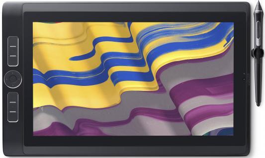 Графический планшет Wacom Mobile Studio Pro 13 128Gb DTH-W1320L-RU графический планшет wacom dth 2242 touch