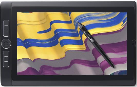Графический планшет Wacom Mobile Studio Pro 13 256Gb DTH-W1320M-RU графический планшет wacom cintiq 27qhd touch dth 2700