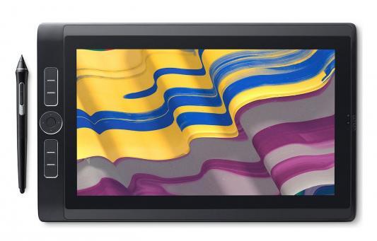 Графический планшет Wacom Mobile Studio Pro 13 64Gb DTH-W1320T-RU графический планшет wacom dth 2242 touch