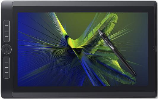 Графический планшет Wacom Mobile Studio Pro 16 512Gb DTH-W1620H-RU графический планшет wacom mobile studio pro 13 64gb dth w1320t ru