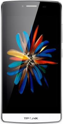 "Смартфон Neffos C5L белый 4.5"" 8 Гб LTE Wi-Fi GPS 3G TP601A"