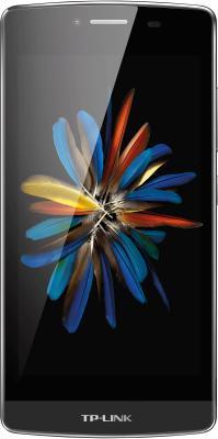 Смартфон Neffos C5 серый 5 16 Гб LTE Wi-Fi GPS 3G TP701A24RU смартфон asus zenfone live zb501kl золотистый 5 32 гб lte wi fi gps 3g 90ak0072 m00140