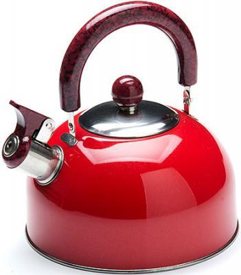 Чайник Mayer&Boch MB-3226-1 красный 2.5 л нержавеющая сталь