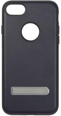 Накладка LP HOCO Simple Series Pago Bracket Cover для iPhone 7 синий 0L-00029276 накладка lp клетка с полосками для iphone 7 золотой 0l 00029551