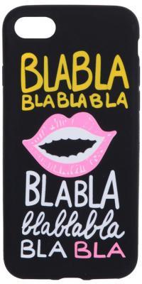 Накладка LP Bla Bla Bla для iPhone 7 iPhone 8 чёрный 0L-00029750 whirlpool bla 113
