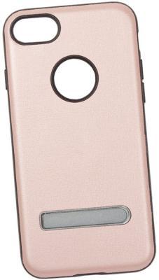 Чехол для смартфона iPhone 7 HOCO Simple Series Pago Bracket Cover (розовое золото) 0L-00029277 чехлы для телефонов hoco чехол силиконовый apple iphone 5 5s hoco thin frosted white