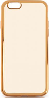 Накладка DF iCase-09 для iPhone 7 Plus золотой все цены
