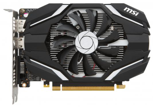 Видеокарта MSI GeForce GTX 1050 GeForce GTX 1050 2G PCI-E 2048Mb 128 Bit Retail видеокарта msi geforce gtx 1050 2048mb gtx 1050 2g oc dvi d hdmi dp ret