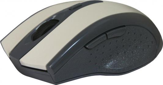 Мышь беспроводная Defender Accura MM-665 серый USB defender forsage drift usb ps2 ps3 12 кн рычаг коробки передач 64370
