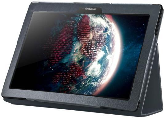 Чехол IT BAGGAGE для планшета Lenovo IdeaTab 3 X70F черный ITLN3A102-1 чехол it baggage для планшета lenovo tab 3 10 business x70f x70l искусственная кожа белый itln3a102 0