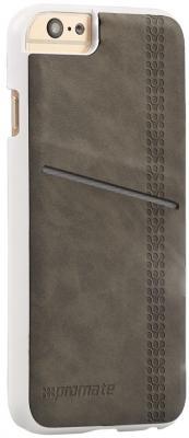купить Накладка Promate Promate Slit-i6P для iPhone 6 Plus серый 00008328 недорого