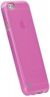 Накладка Promate Akton-i6 для iPhone 6 розовый