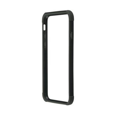 "Бампер для iPhone 6/6s ""HOCO"" Coupe Series Double Color Bracket Bumper Case (черный) R0007514"