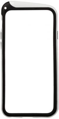 Бампер LP Nodea со шнурком для iPhone 6 iPhone 6S белый R0007131 kavaro swarovski rose gold plated pc hard case for iphone 6s 6 mandala pattern