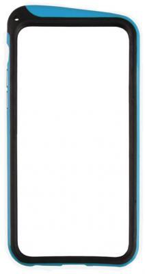 Бампер для iPhone 6/6s NODEA со шнурком (голубой) R0007134