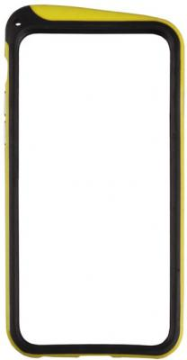 Бампер для iPhone 6/6s NODEA со шнурком (желтый) R0007135