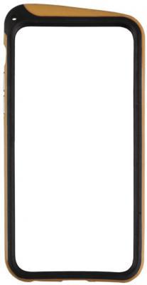 Бампер для iPhone 6/6s NODEA со шнурком (золотой) R0007139