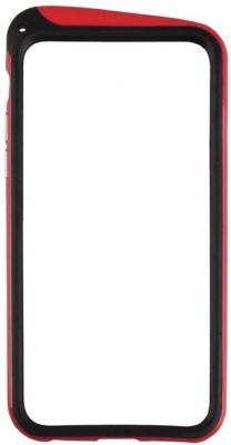 Бампер для iPhone 6/6s NODEA со шнурком (красный) R0007137