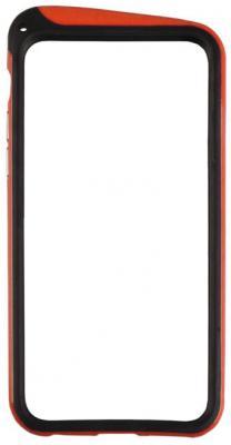 LP Бампер для iPhone 6/6s NODEA со шнурком (оранжевый) R0007138
