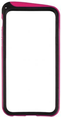 Бампер LP Nodea со шнурком для iPhone 6 iPhone 6S темно-розовый R0007133 kavaro swarovski rose gold plated pc hard case for iphone 6s 6 mandala pattern