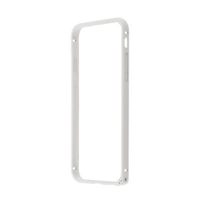 Бампер для iPhone 6/6s аллюминий (белый) 0L-00002866