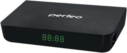 Тюнер цифровой DVB-T2 Perfeo PF-148-1 perfeo pf 168 1 dvb t2