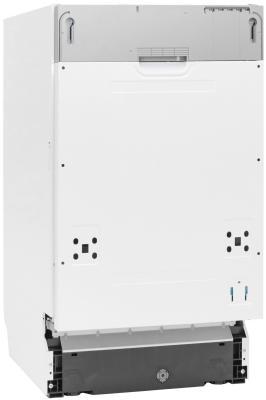 Посудомоечная машина Weissgauff BDW 4134 D белый