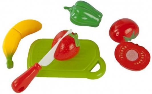 Купить Набор для резки Mary Poppins Учимся готовить - Овощи и фрукты 453044 в ассортименте, разноцветный, Игровые наборы Маленькая хозяйка