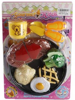 """Набор продуктов Shantou Gepai """"Gourmet Kitchen"""" с посудой 400-4"""
