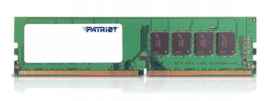 Оперативная память 4Gb PC17000 2133MHz DDR4 DIMM Patriot PSD44G213382 dimm ddr4  8гб  patriot