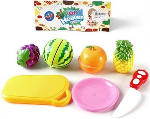 Набор фруктов Shantou Gepai Food Heaven с посудой RZ910-7