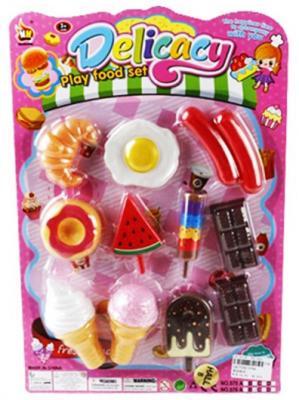 """Набор продуктов Shantou Gepai """"Завтрак с десертом"""" 576B"""