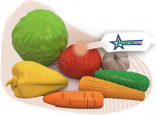 Набор овощей Нордпласт 7 предметов 434 нордпласт набор кухонной посудки 15 предм барби нордпласт